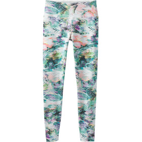 Prana W's Pillar Printed Leggings White Graceful